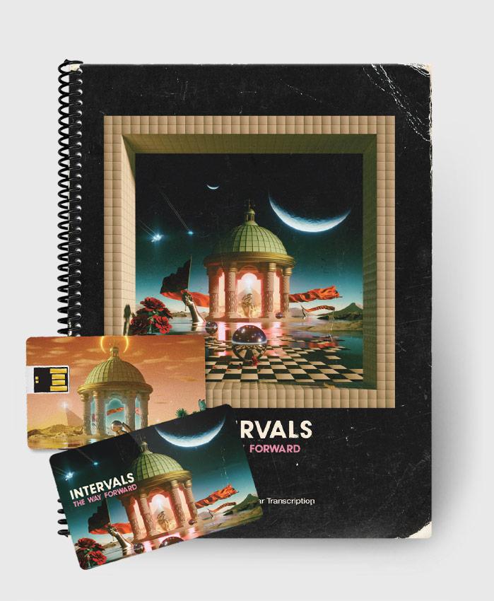 Intervals - The Way Forward - Deluxe Bundle - Deluxe Bundle