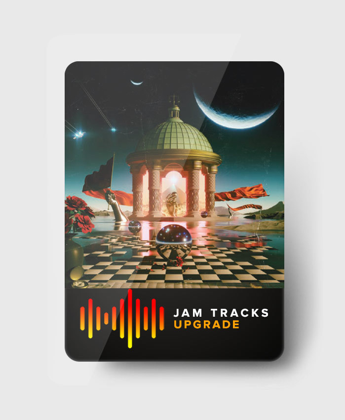 Intervals - The Way Forward - Jam Tracks Upgrade Pack