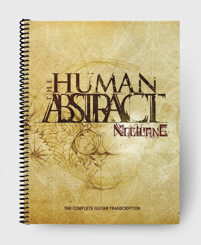 The Human Abstract - Nocturne - The Complete Guitar Transcription