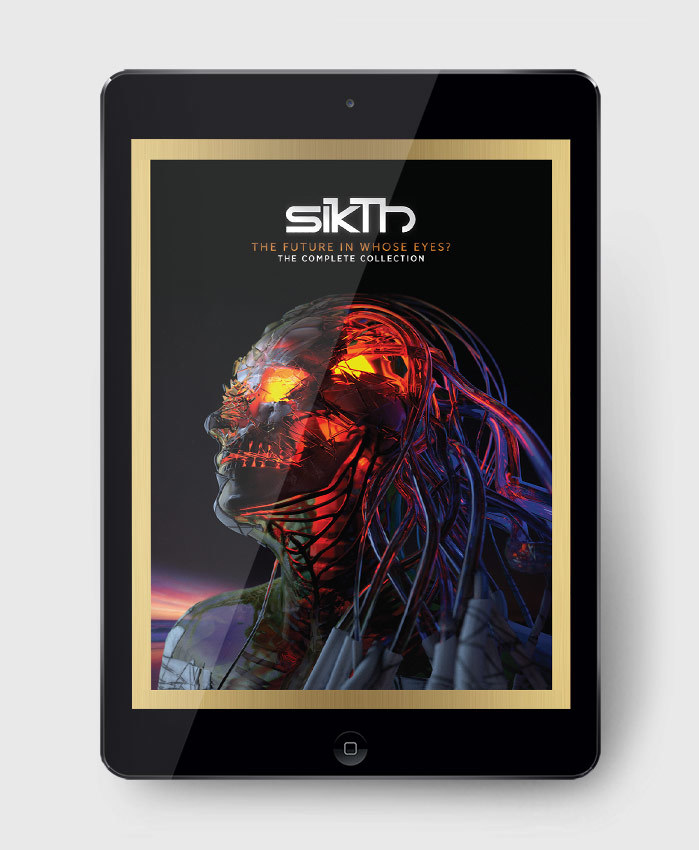 Sikth - The Future in Whose Eyes? - The Complete Collection - The Complete Collection