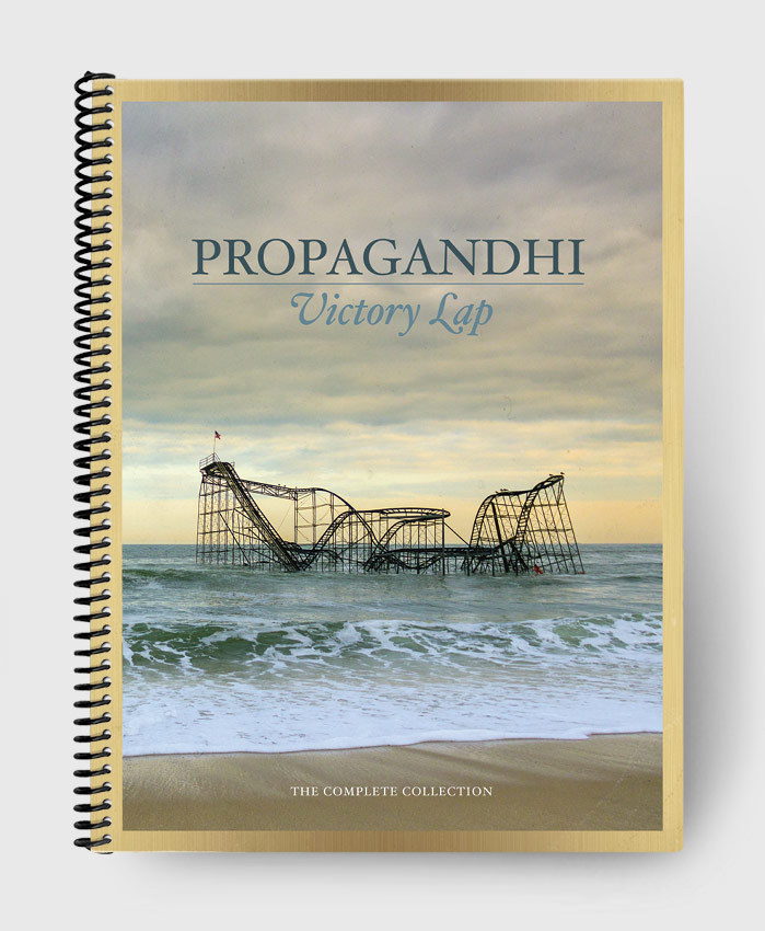 Propagandhi - Victory Lap - The Complete Collection - The Complete Collection