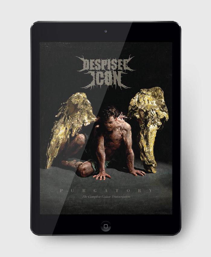 Despised Icon - Purgatory - The Complete Guitar Transcription