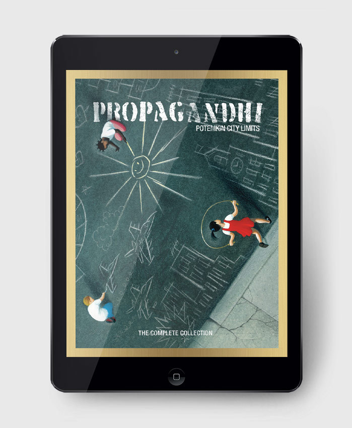 Propagandhi - Potemkin City Limits - The Complete Collection