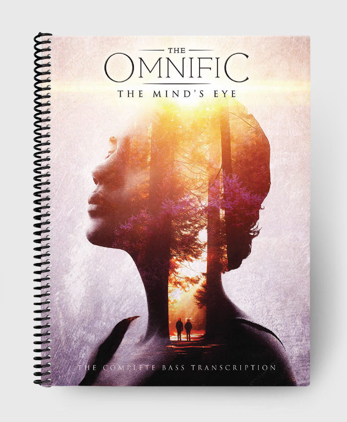 The Omnific - The Mind's Eye - The Complete Bass Transcription