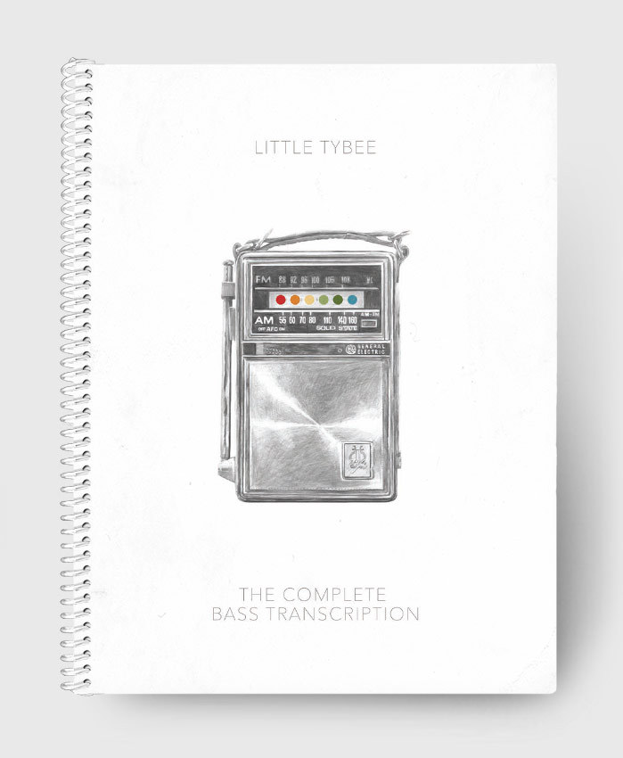 Little Tybee - Little Tybee S/T - The Complete Bass Transcription