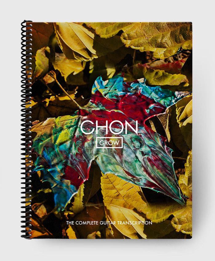 CHON - Grow - The Complete Guitar Transcription
