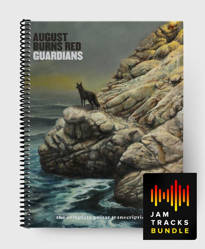 August Burns Red - Guardians - The Complete Guitar Transcription