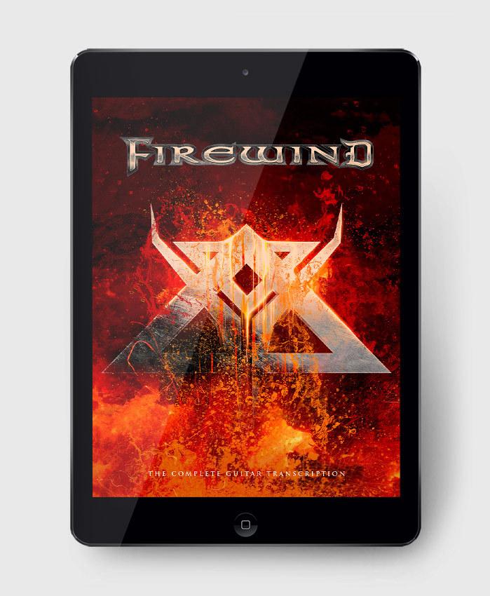 Firewind - S/T - The Complete Guitar Transcription