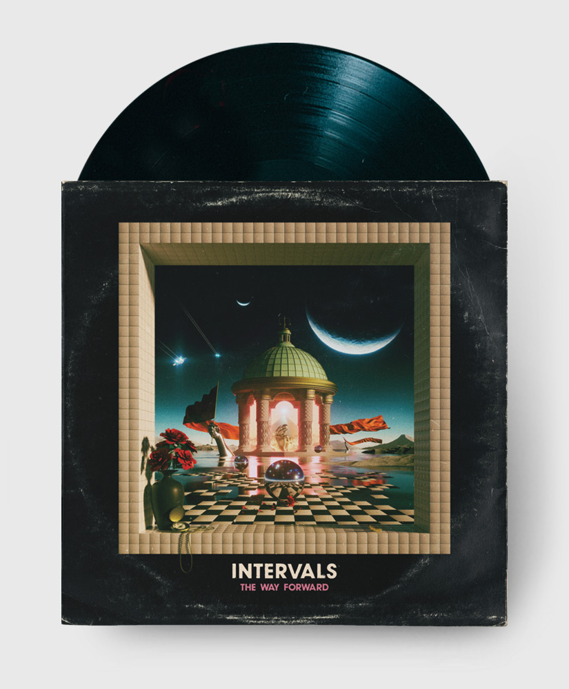 Intervals - The Way Forward - Traditional Black Vinyl