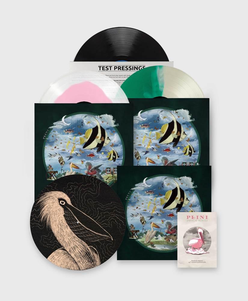 Plini - Vinyl Collector's Bundle + TEST PRESSING - Vinyl Collector