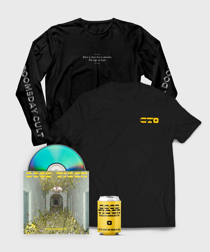 Good Tiger - CD + Merch - CD + Merch Bundle