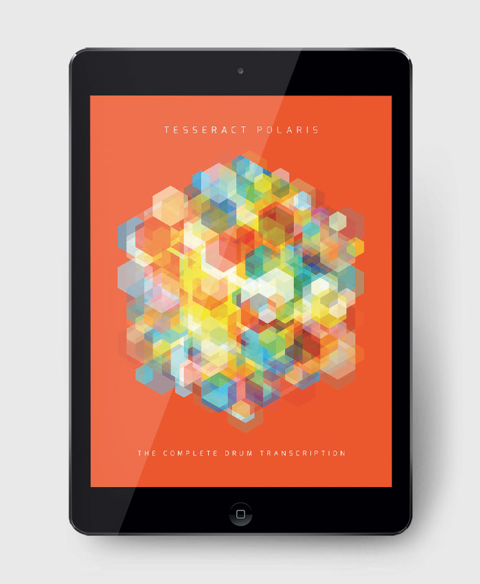Tesseract - Polaris - The Complete Drum Transcription