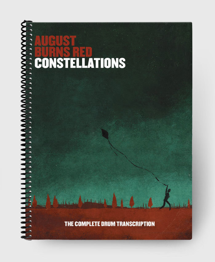 August Burns Red - Constellations - The Complete Drum Transcription