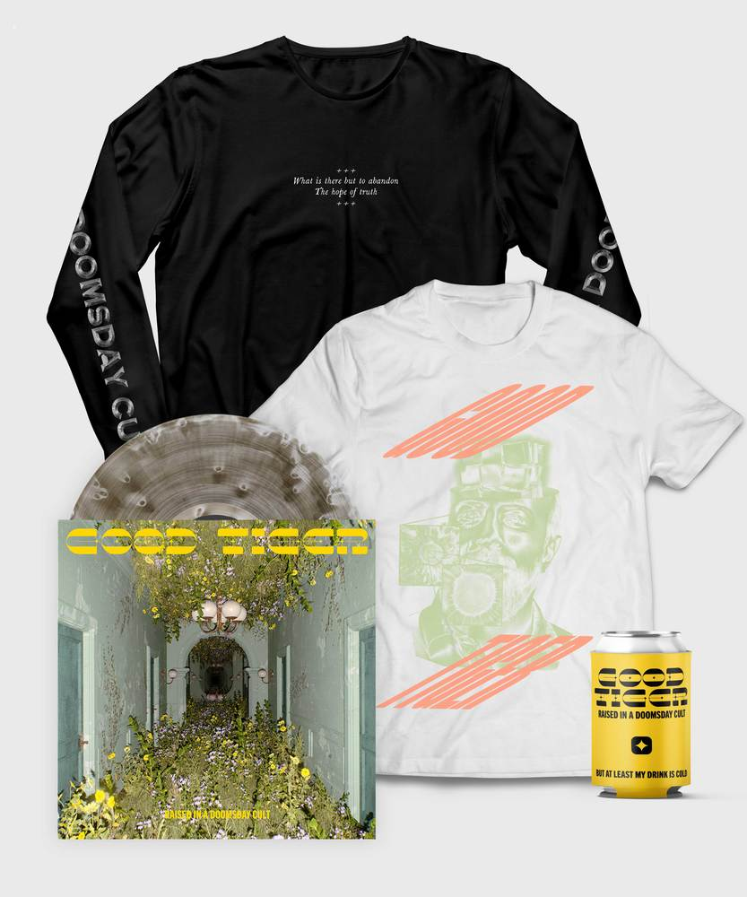 Good Tiger - Vinyl + Merch