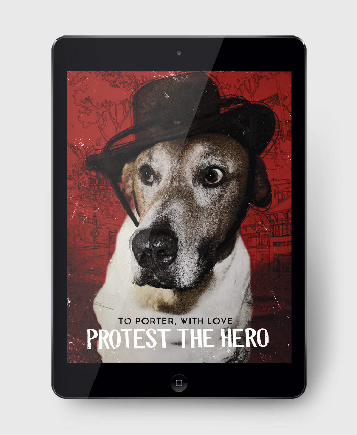 Protest The Hero - To Porter, With Love - Digital Single