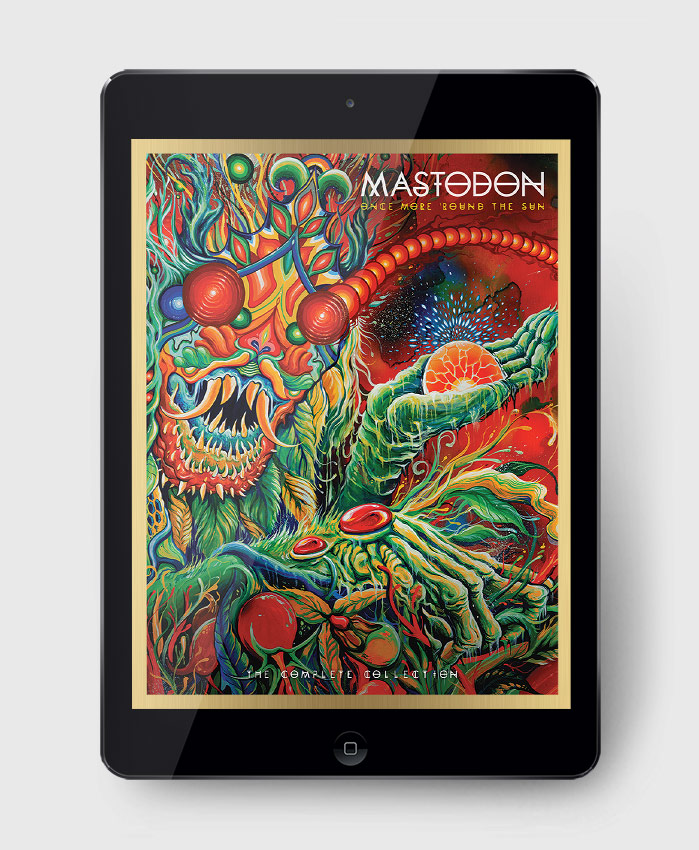 Mastodon - Once More Round The Sun - The Complete Collection - The Complete Collection