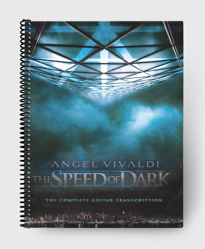 Angel Vivaldi - The Speed of Dark - The Complete Guitar Transcription