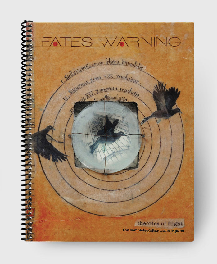 Fates Warning - Theories of Flight - The Complete Guitar Transcription