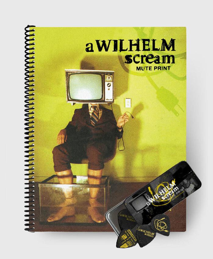 A Wilhelm Scream - Mute Print - Deluxe Bundle