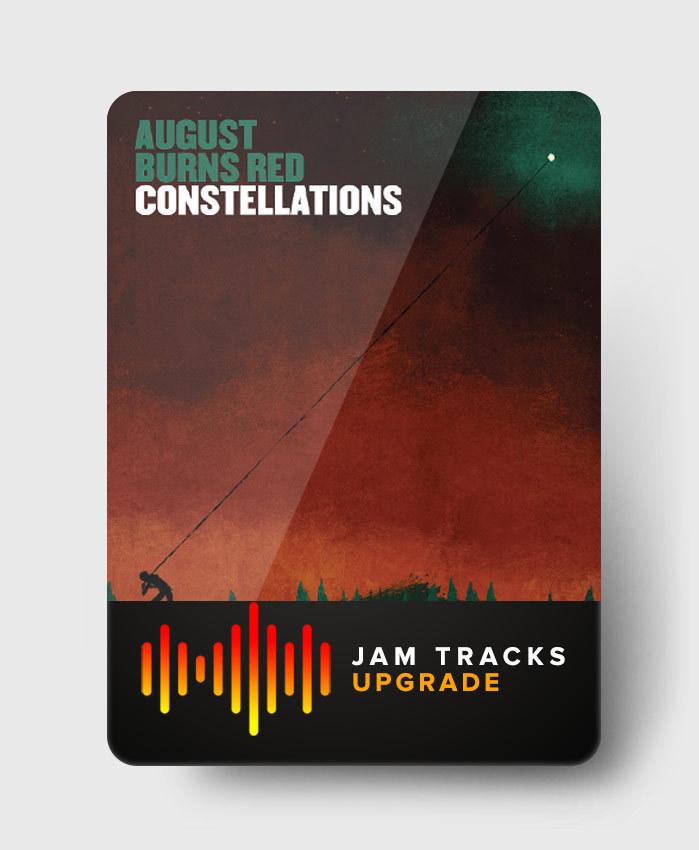 August Burns Red - Constellations - Jam Tracks Upgrade Pack