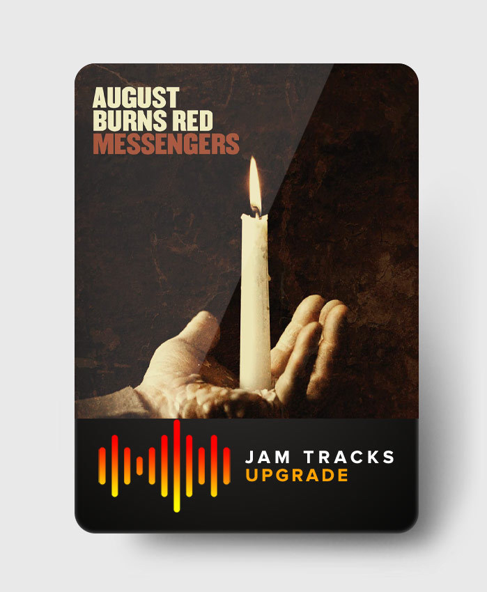 August Burns Red - Messengers - Jam Tracks Upgrade Pack