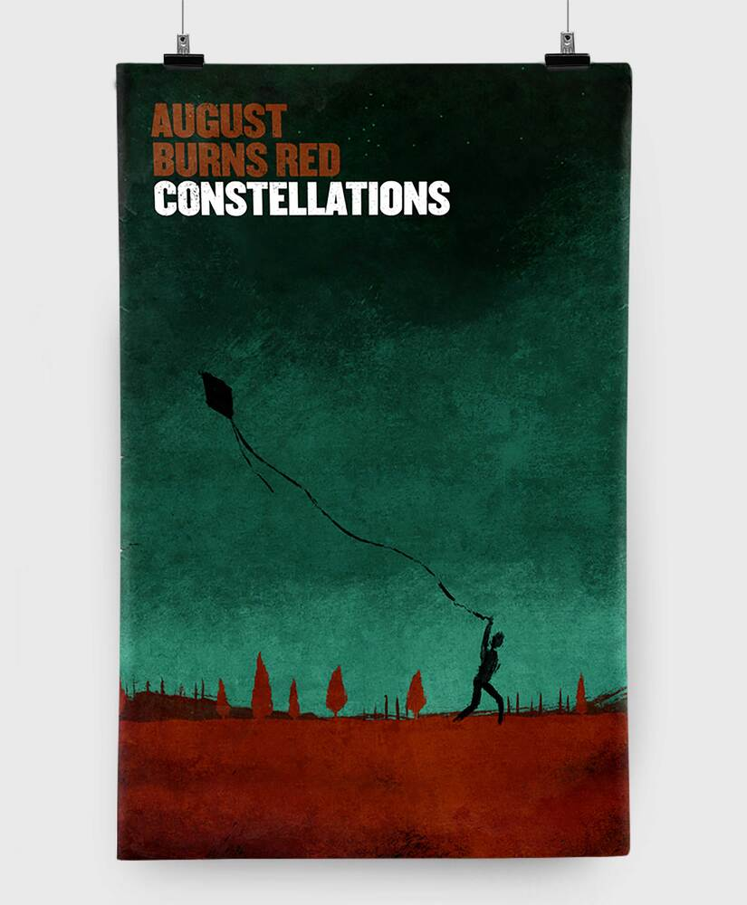 August Burns Red - Constellations - 11x17 Print