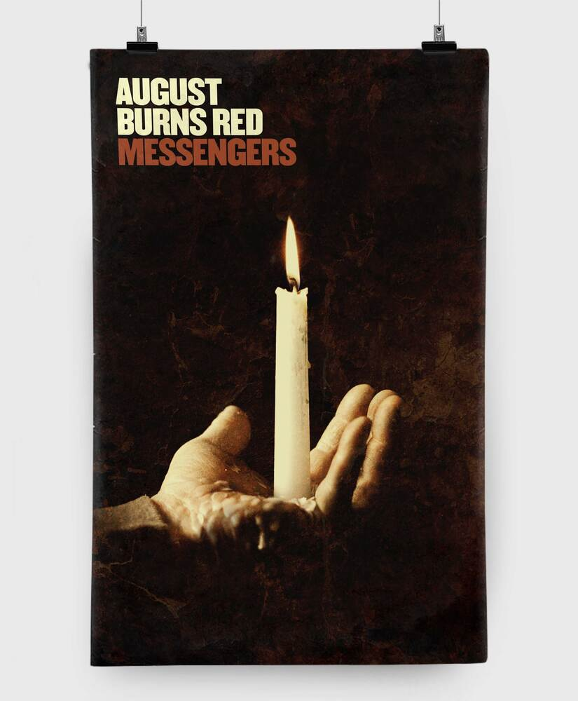 August Burns Red - Messengers - 11x17 Print