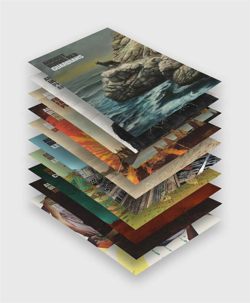 August Burns Red - ABR Anthology Print Pack - 11x17 Print Bundle