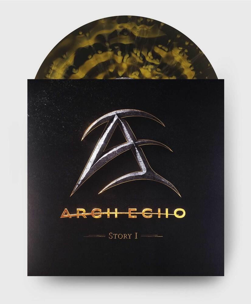 Arch Echo - Story I - Gold Burst Vinyl (1st Pressing)