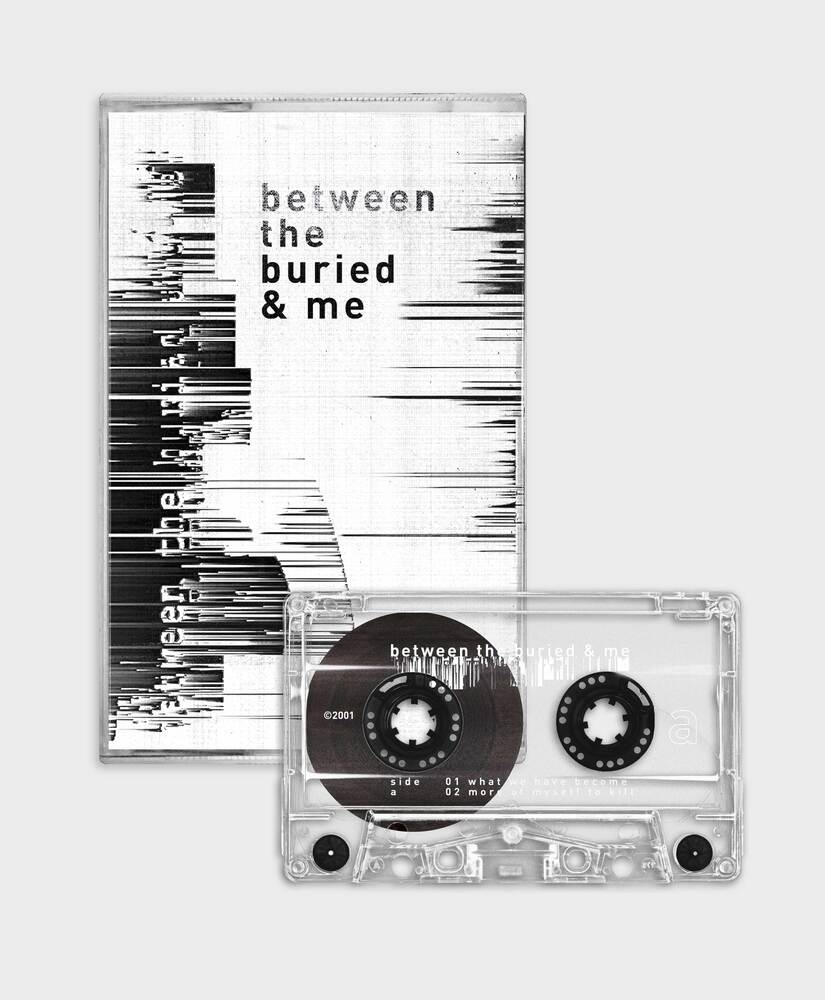 Between The Buried And Me - S/T Demo - Cassette