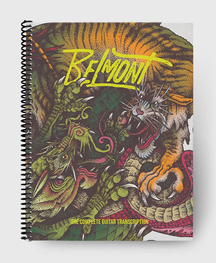 Belmont - S/T - The Complete Guitar Transcription