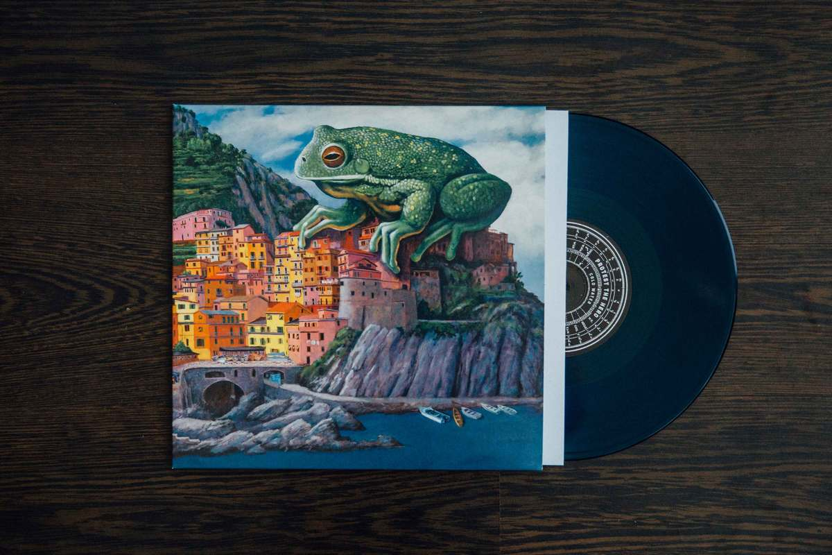 Protest The Hero Pacific Myth Limited Edition Vinyl
