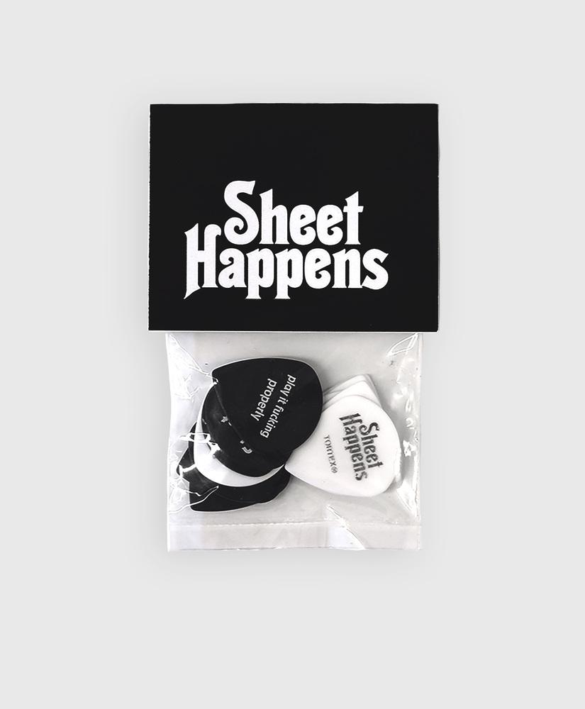 Sheet Happens -