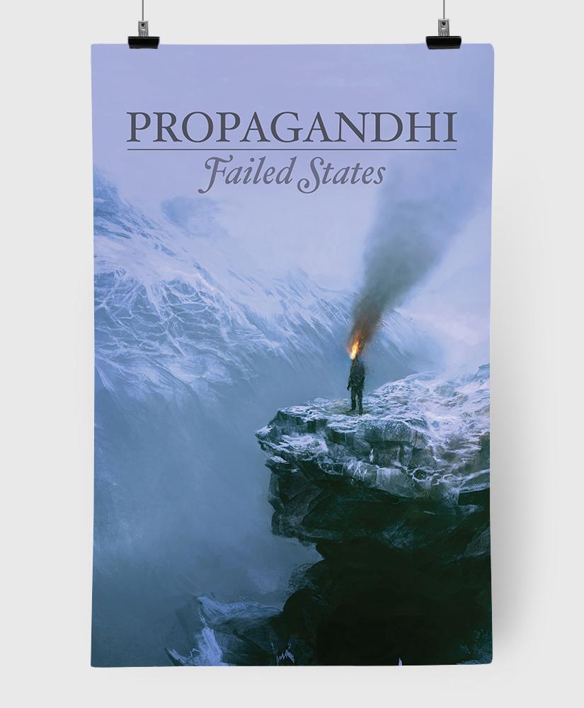 Propagandhi - Failed States - Limited Edition 11x17 Print