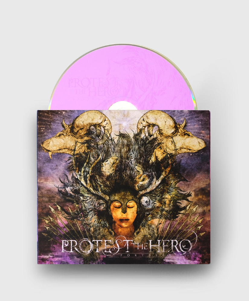 Protest The Hero - Fortress - CD