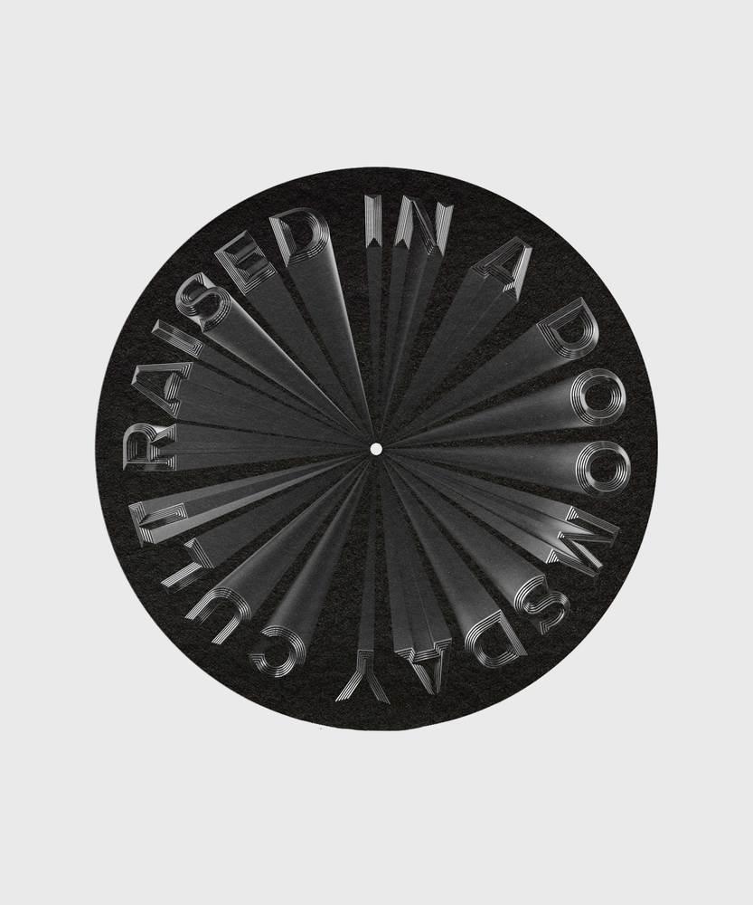 Good Tiger - Raised in a Doomsday Cult - Vinyl Slipmat - Vinyl Slipmat