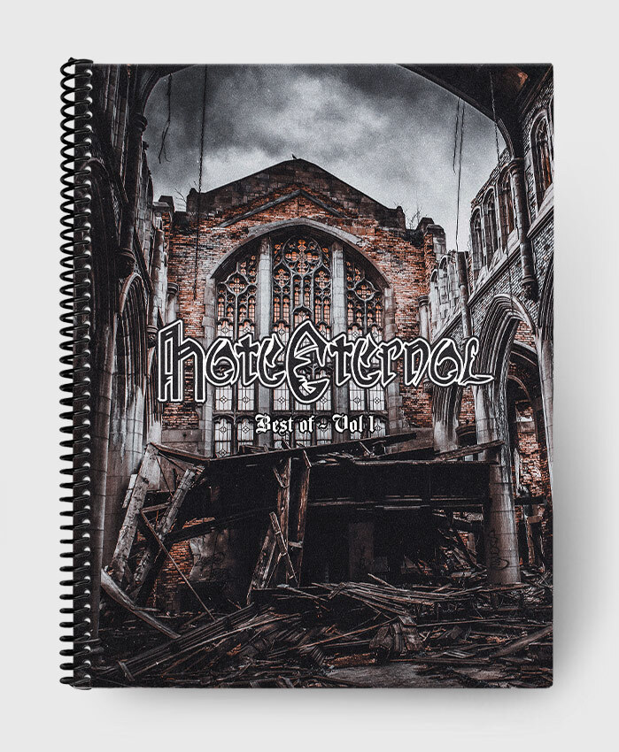 Hate Eternal - Best of Vol.1 - The Complete Guitar Transcription