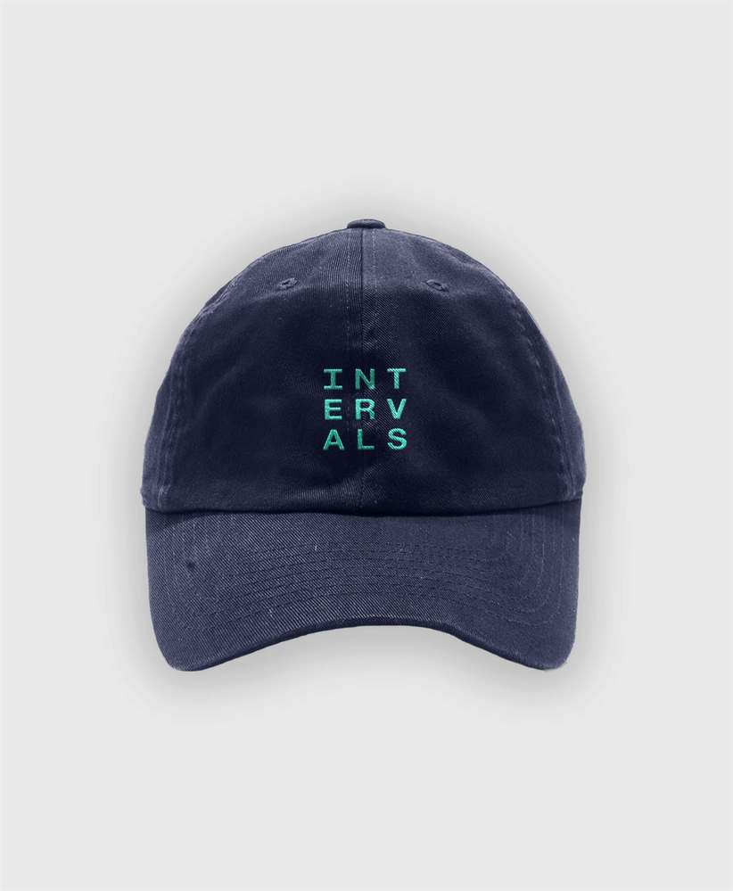 Intervals - Logo Hat - Navy Adjustable