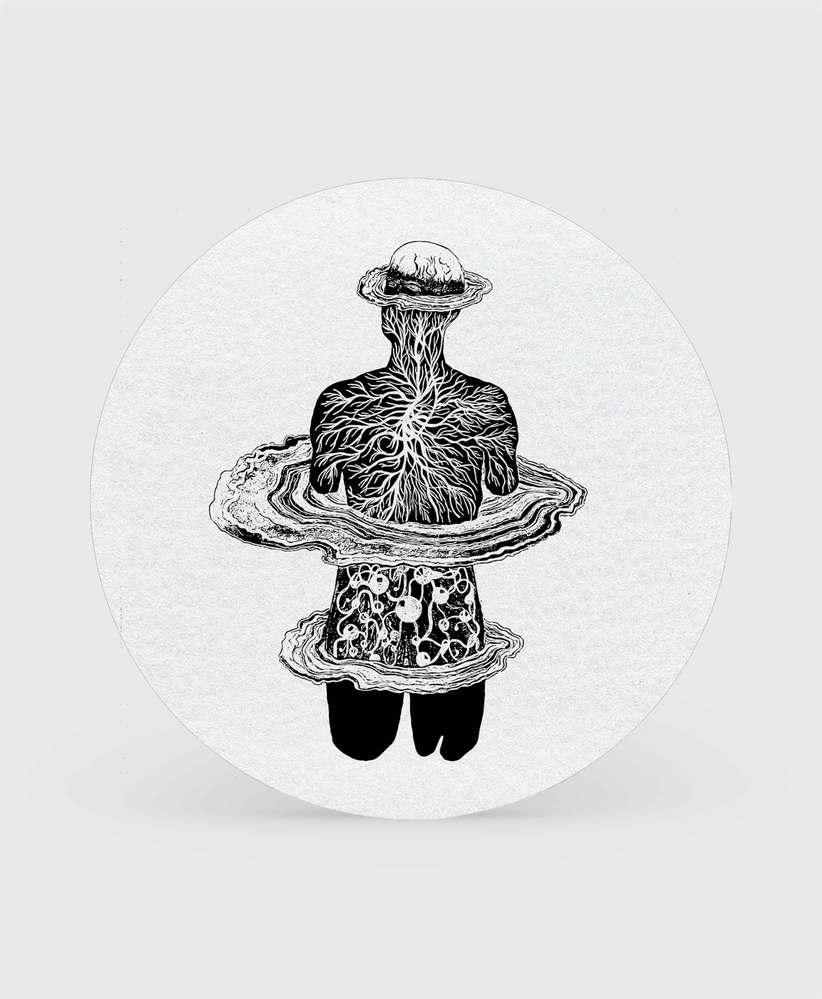 Intervals - Vinyl Slipmat - Vinyl Slipmat