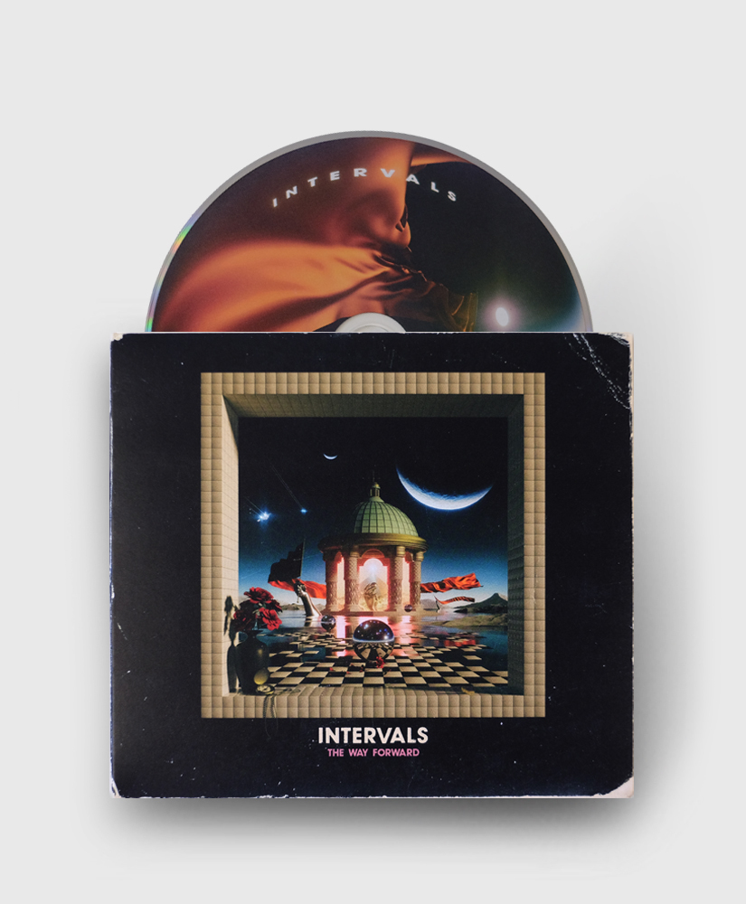 Intervals - The Way Forward - CD