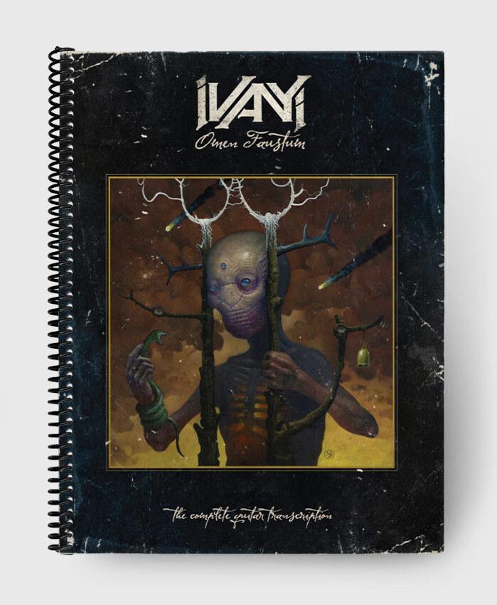 Ivanyi - Omen Faustum - The Complete Guitar Transcription