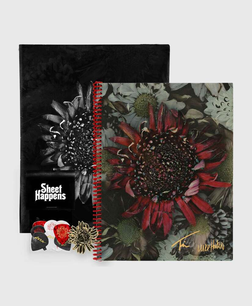Protest The Hero - Kezia - Deluxe SIGNED Book Bundle