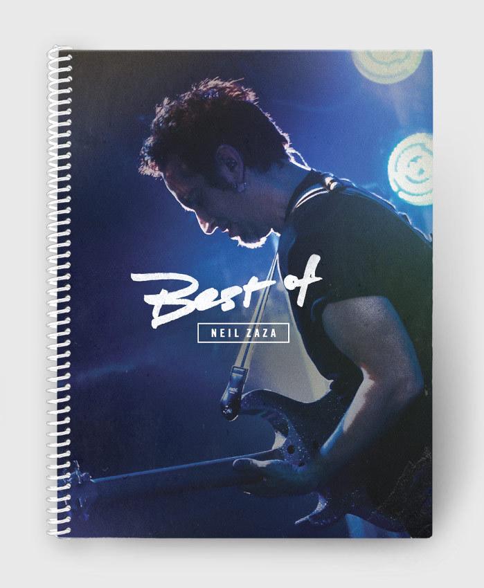 Neil Zaza - Best Of Neil Zaza - The Complete Guitar Transcription