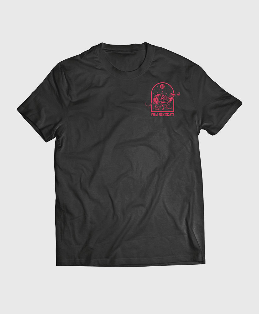 Protest The Hero - Hound T-Shirt - Charcoal Tee