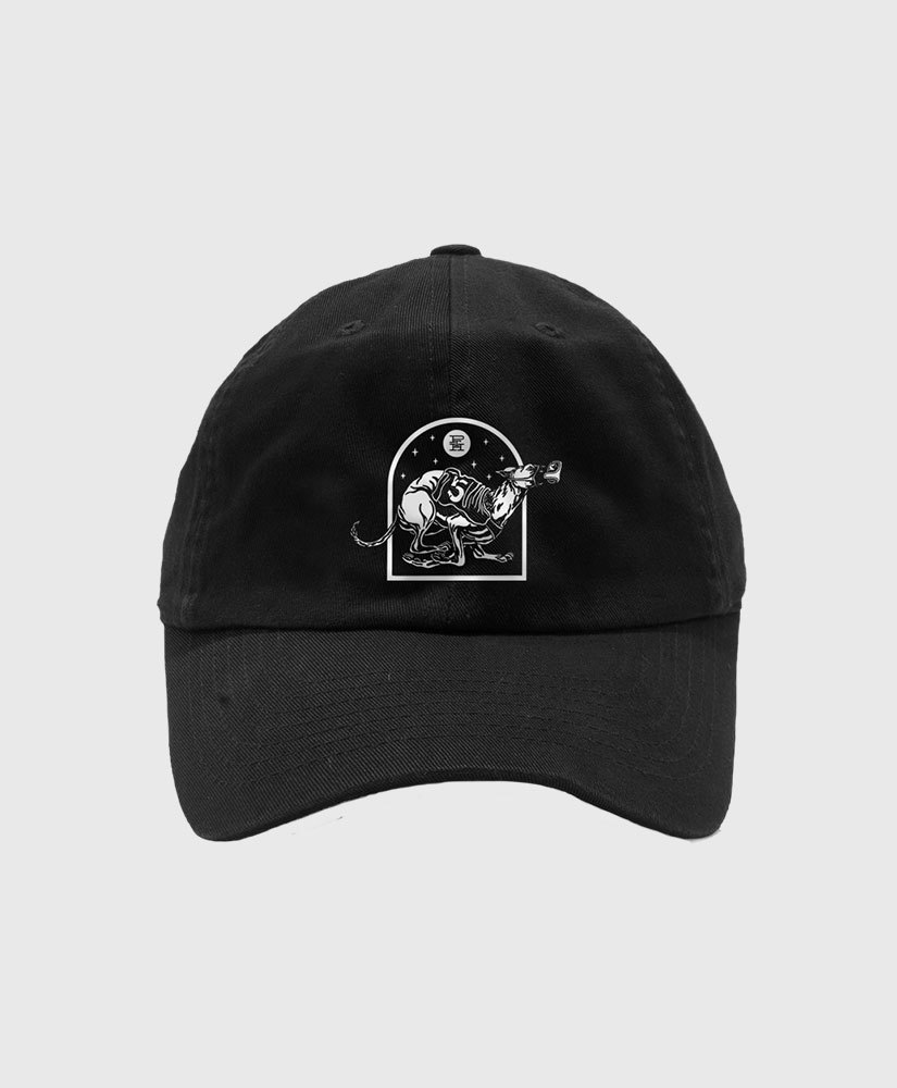 Protest The Hero - Hound Hat - Black Adjustable