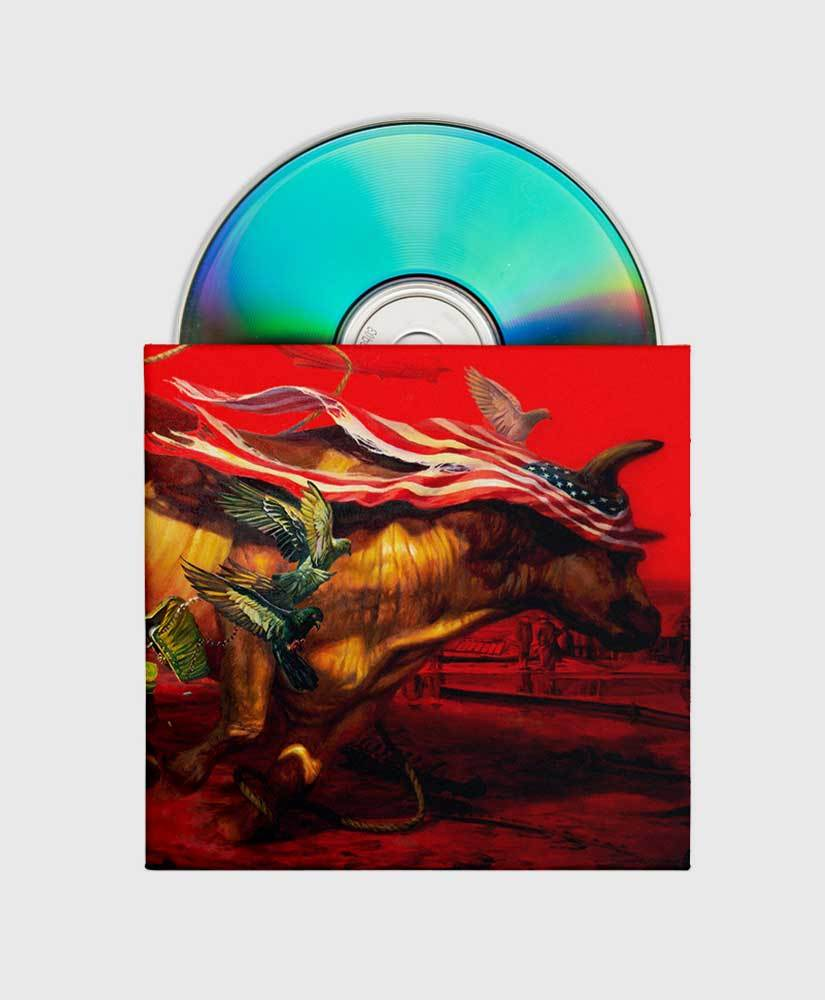 Protest The Hero - Palimpsest - CD - CD