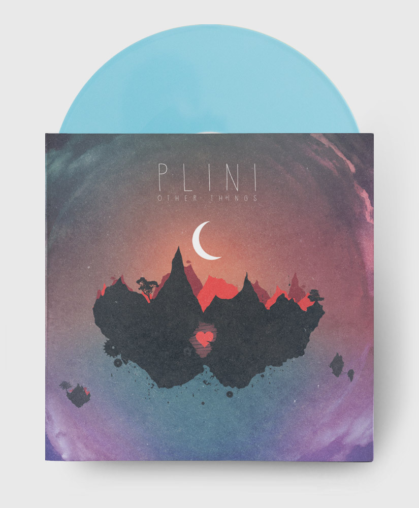 Plini - Other Things - Electric Blue Vinyl