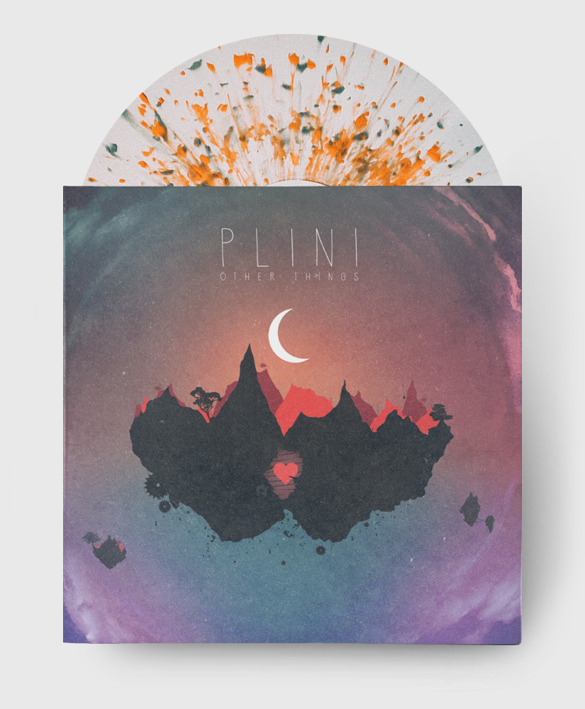 Plini - Other Things - Clear + Splatter Vinyl