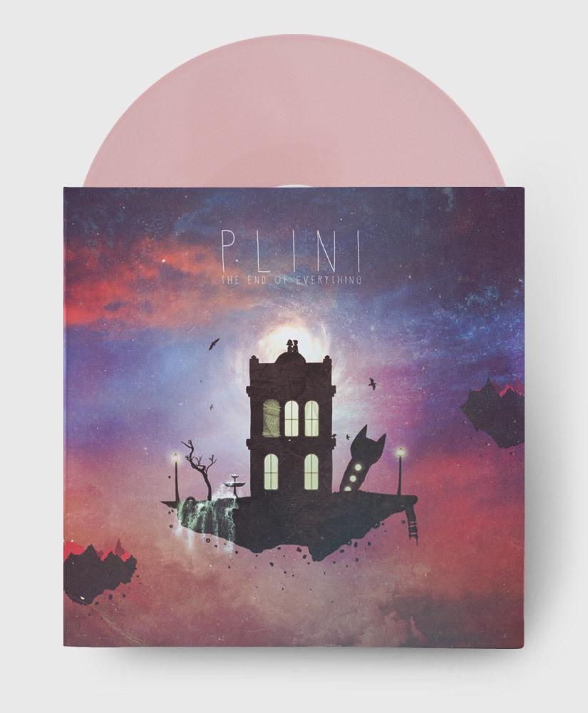 Plini - The End of Everything - Lemonade Pink Vinyl