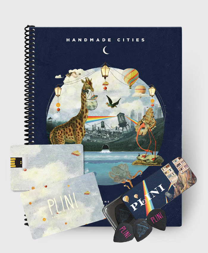 Plini - Handmade Cities - Deluxe Bundle